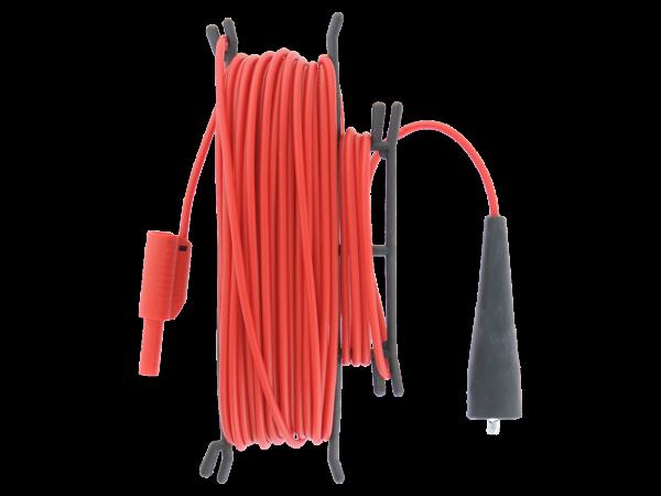A1026 Prüfleitung 20m, rot