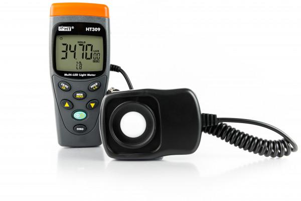 LED Luxmeter HT309