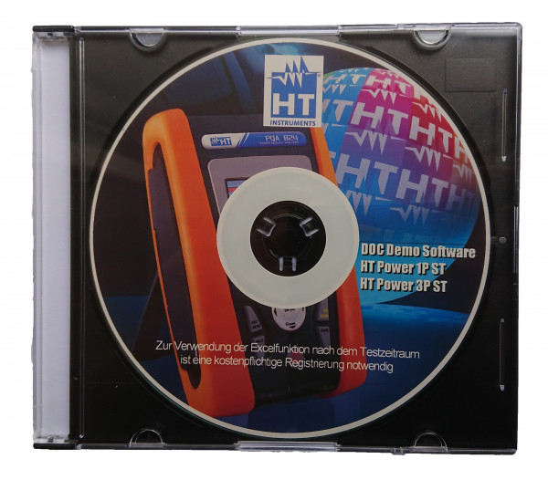 Protokollsoftware HT-Power Doc