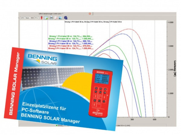 Benning Software Solar-Manager