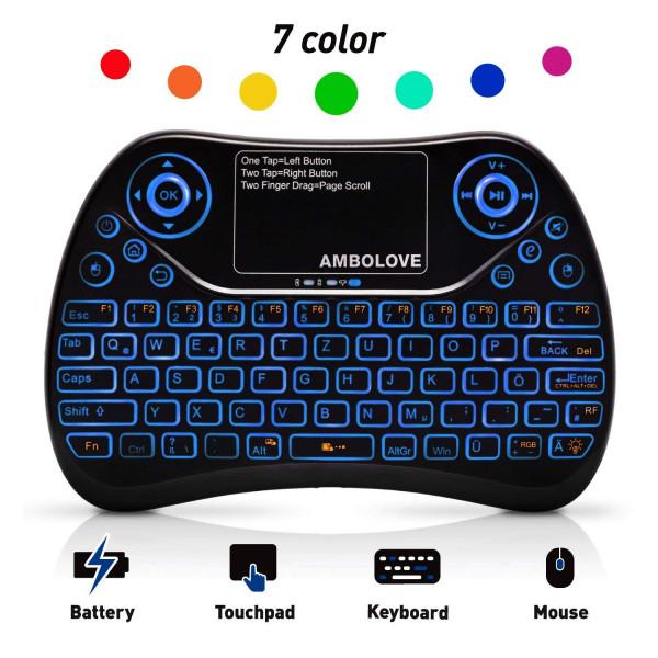 Mini Tastatur für Secutest und Omega