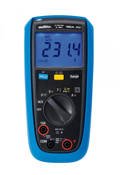 MTX 202 Digitalmultimeter