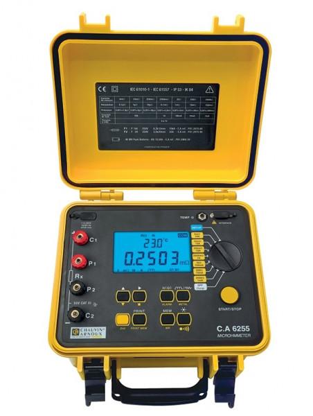 C.A 6255 Micro-Ohmmeter