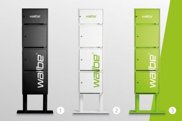 wallbe® e-Bike Tower