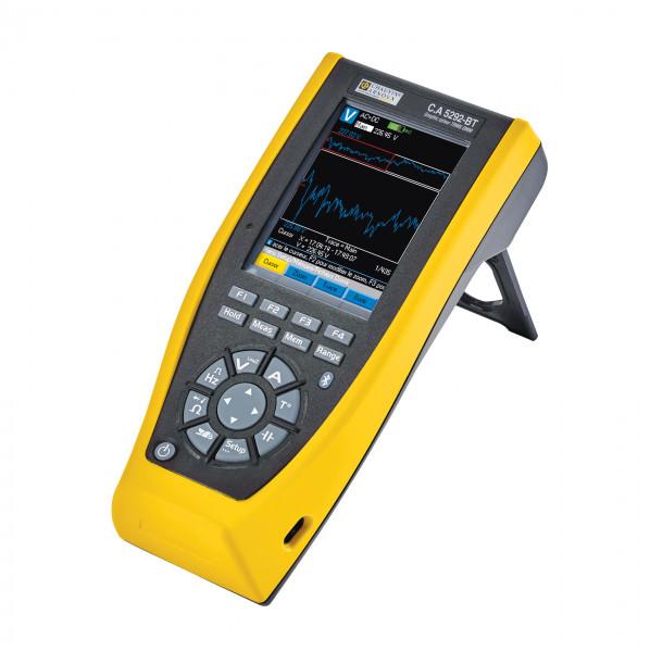 C.A 5292-BT Farbgrafik-Multimeter mit Bluetooth-Schnittstelle