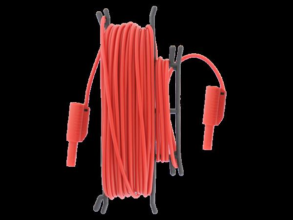 A1527 Prüfleitung, 5m rot