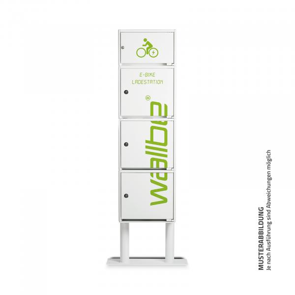 wallbe e-Bike Tower
