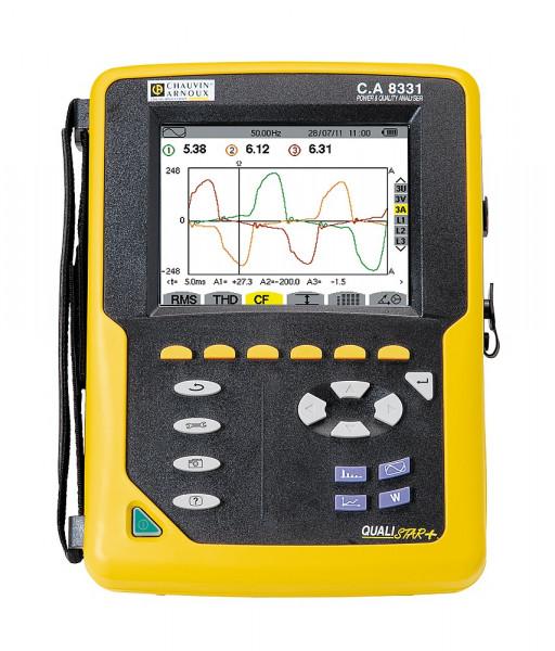 C.A 8331 Leistungs- und Energieanalysator