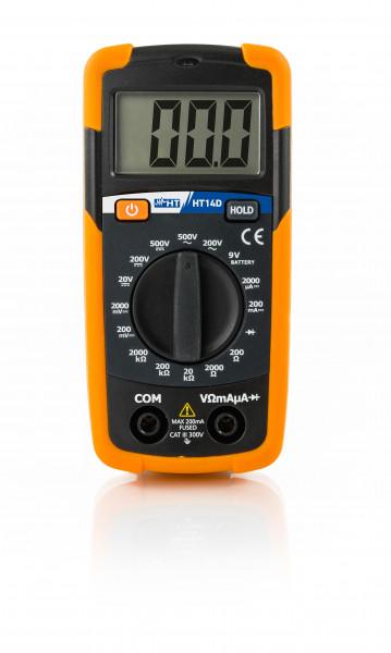Mini Multimeter HT14D