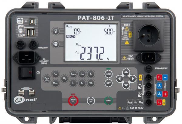 Sonel PAT-806IT