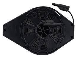 Prüfleitung 50m schwarz auf Kabeltrommel