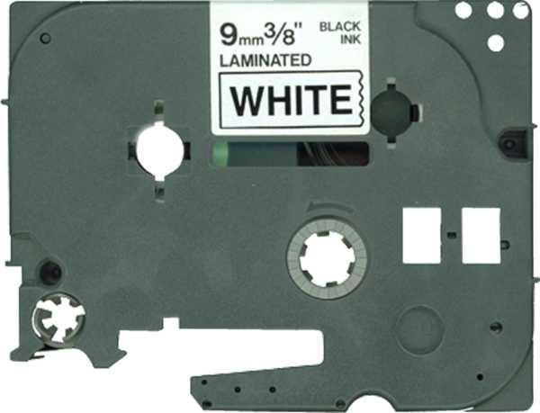 Schriftbandkassettensatz (8mm) für Barcodedrucker