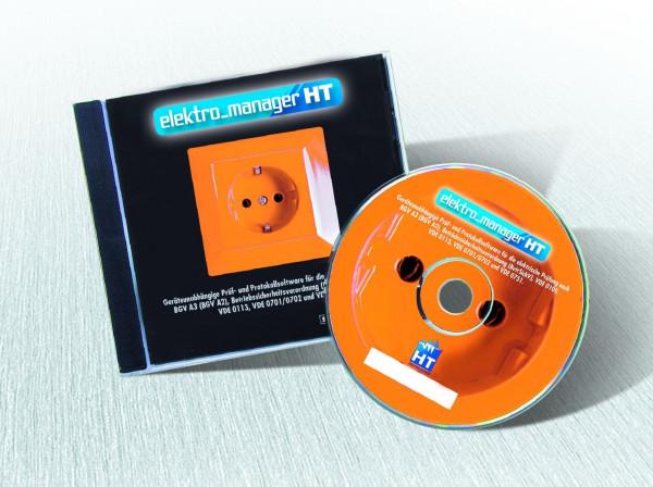 Gerätetreiber für Medizinfunktionstester