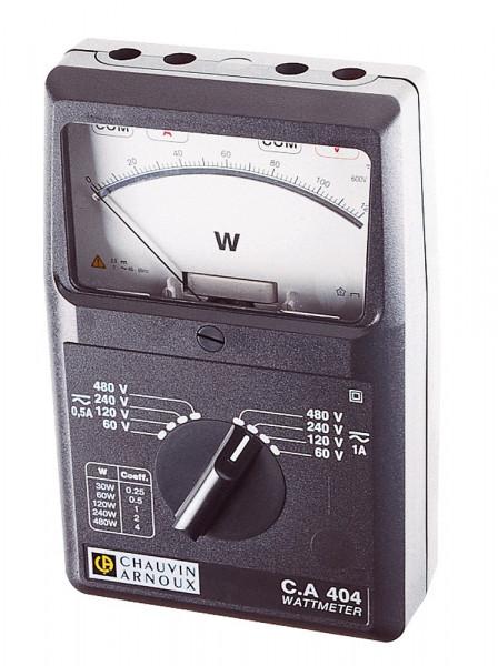 C.A 404 Wattmeter für Einphasennetze