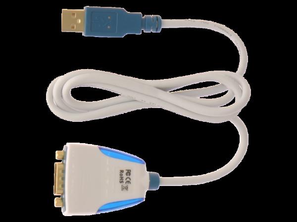 RS232/USB Adapter mit Anschlußkabel 1 m