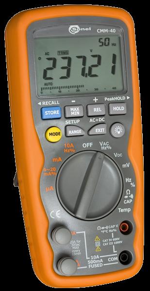 Multimeter Sonel CMM-40
