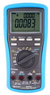 MD9060 Hochleistungsmultimeter mit TRMS