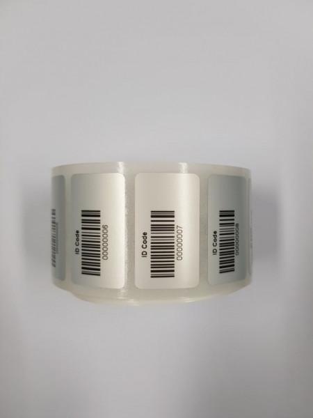 A1106 Barcode Aufkleber, 1000 Stück