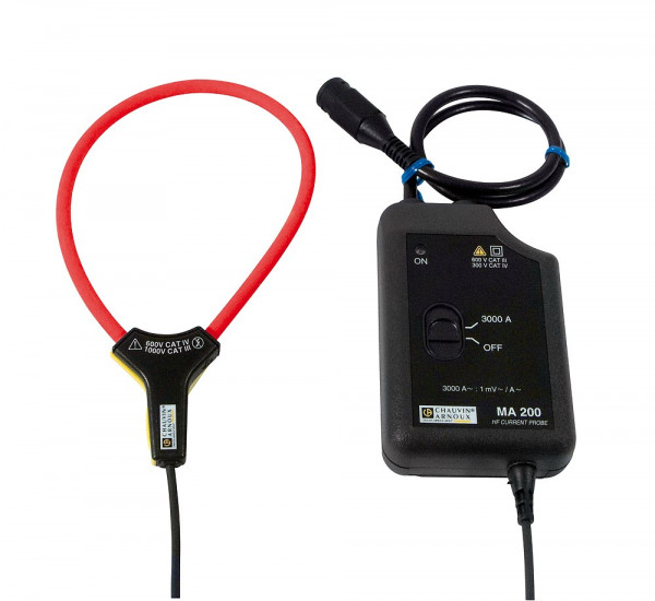 MiniFLEX MA200 3000A/3V 100 (1 MHz) BNC