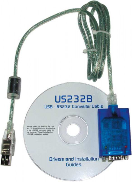 RS232-USB-Adapterkabel