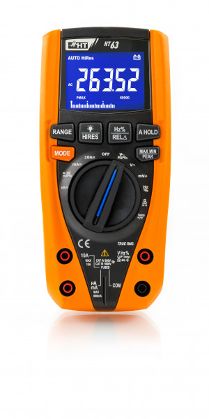 Digitales Multimeter HT63